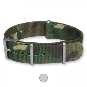 Camouflage Premium NATO G10 Military Nylon Strap