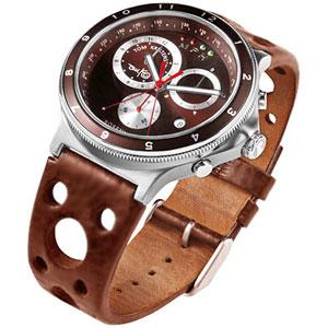 Rosendahl Tom Kristensen MPH 43305 Horlogeband Donkerbruin Leer