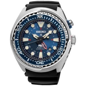 Seiko Prospex Padi Horlogeband SUN065P1 Zwart Rubber