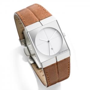 Jacob Jensen horlogeband 233 leer