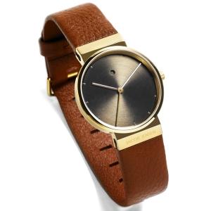 Jacob Jensen horlogeband 854 bruin leder 17mm