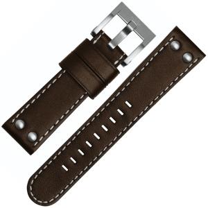 TW Steel Horlogebandje CE1005, CE1006, CE1007, CE1008 - Bruin 22mm