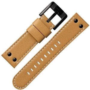 TW Steel Horlogebandje TWA202 - Zand 22mm