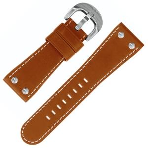 TW Steel Goliath Horlogebandje TW18, TW20 - Bruin 26mm