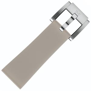 Silicone Horlogeband Grijs 22mm - Marc Coblen