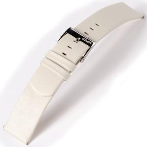 a.b.art Horlogeband serie D DL EL ES Ecru 21 en 30 mm