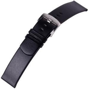 a.b.art Horlogeband serie O/OC/OA/W Zwart 21 mm