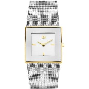 Horlogeband Danish Design IV65Q973 milanaise geweven staal