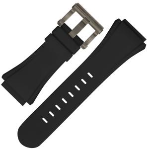 TW Steel Horlogebandje CE4001 CE4005 CE5008 CEO Diver Tech 44mm - Zwart Rubber