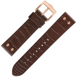 TW Steel Slim Line Horlogebandje TW1304 - Bruin 22mm