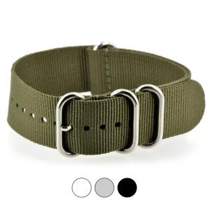 Army Green ZULU Extreme Premium Nylon Strap