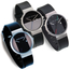 Jacob Jensen horlogeband 712, 730, 731, 732, 733 rubber 17mm