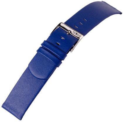 a.b.art Horlogeband serie D DL E EL ES Blauw 21, 26 en 30 mm