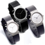 Jacob Jensen horlogeband 650, 651, 670, 672, 690, 691 rubber 17mm