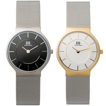 Danish Design Horlogeband IV63Q732, IV65Q732 geweven staal