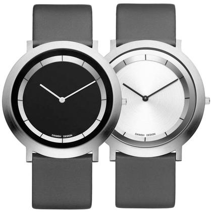 Danish Design Horlogeband Donkergrijs IV13Q988 IV16Q988
