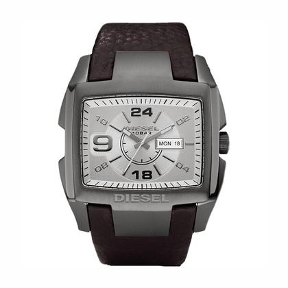 Diesel DZ1216 Horlogeband Bruin Leer