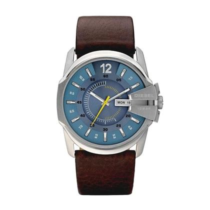 Diesel DZ1399 Horlogeband Bruin Leer