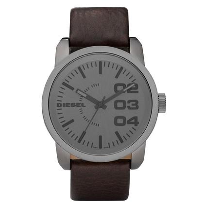 Diesel DZ1467 Horlogeband Bruin Leer