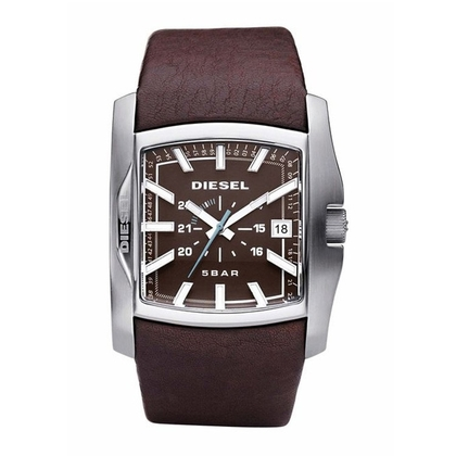 Diesel DZ1179 Horlogeband Bruin Leer