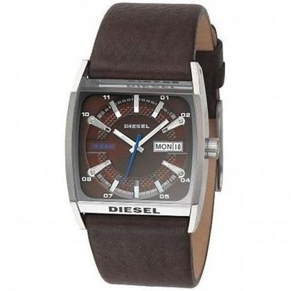 Diesel DZ1293 Horlogeband Bruin Leer