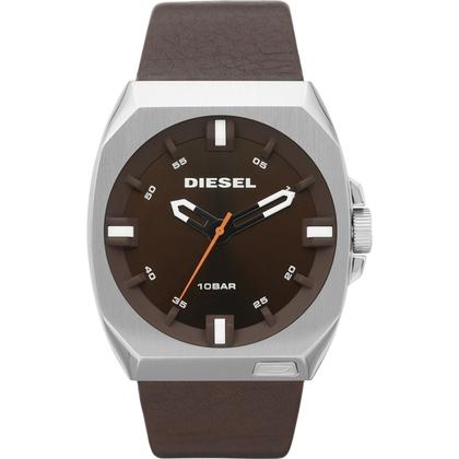 Diesel DZ1544 Horlogeband Bruin Leer