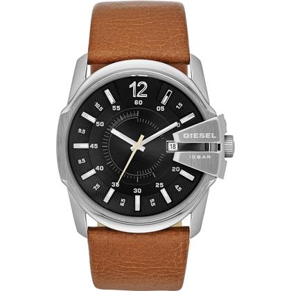 Diesel DZ1617 Horlogeband Cognac Leer