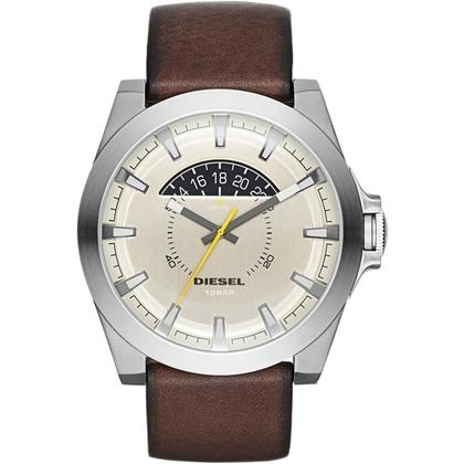 Diesel DZ1690 Horlogeband Bruin Leer