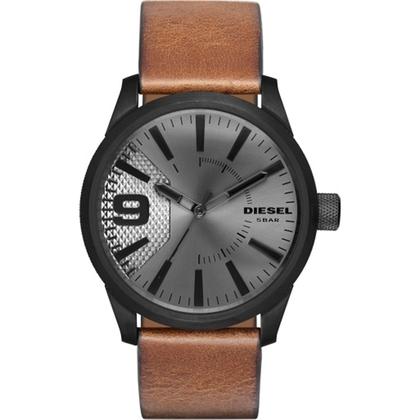 Diesel DZ1764 Horlogeband Cognac Leer