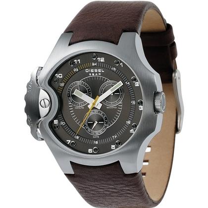Diesel DZ4131 Horlogeband Bruin Leer