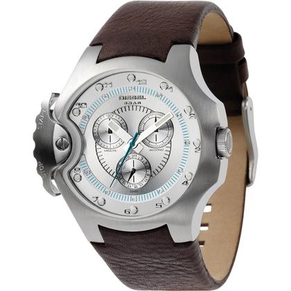 Diesel DZ4132 Horlogeband Bruin Leer