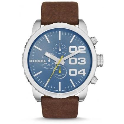 Diesel DZ4330 Horlogeband Bruin Leer