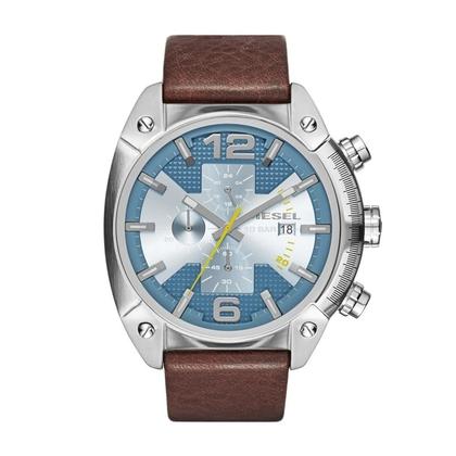 Diesel DZ4340 Horlogeband Bruin Leer