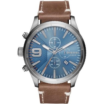 Diesel DZ4443 Horlogeband Bruin Leer