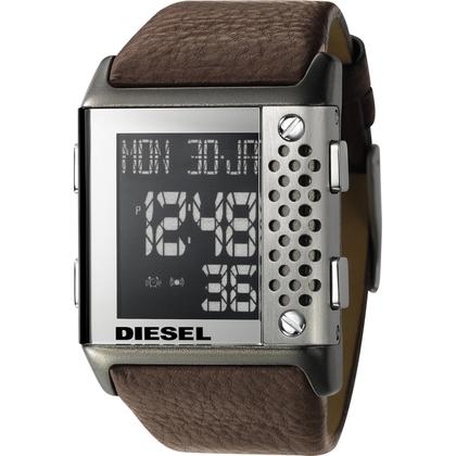 Diesel DZ7123 Horlogeband Bruin Leer