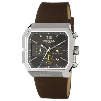 Diesel DZ4191 Horlogeband Bruin Leer