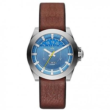 Diesel DZ1696 Horlogeband Bruin Leer