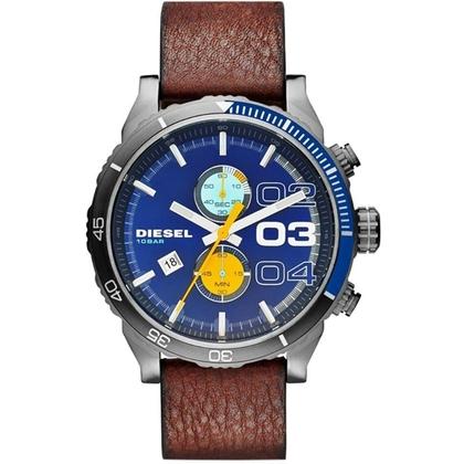 Diesel DZ4350 Horlogeband Bruin Leer