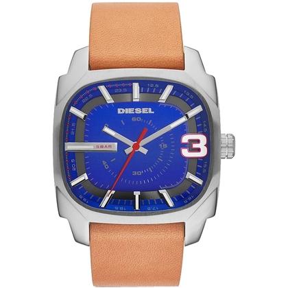 Diesel DZ1653 Horlogeband Bruin Leer