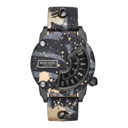 Diesel DZ7389 Horlogeband Camo Canvas