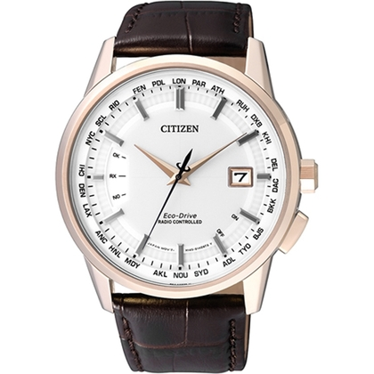 Citizen Eco-Drive Radio Controlled CB0153-21A Horlogeband