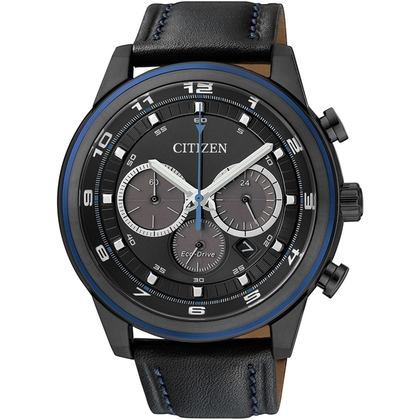 Citizen Eco-Drive Chronograph CA4036-03E Horlogeband 22mm