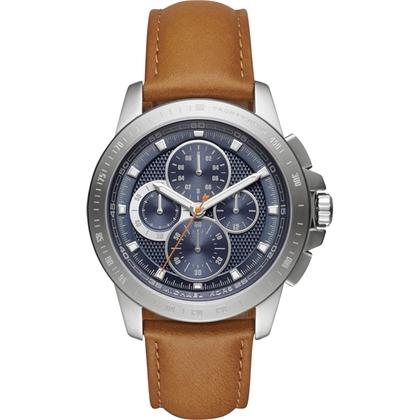 Michael Kors MK8518 Horlogeband Bruin Leer