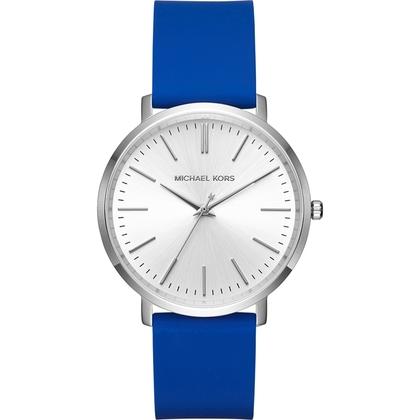 Michael Kors MK2535 Horlogeband Blauw Rubber