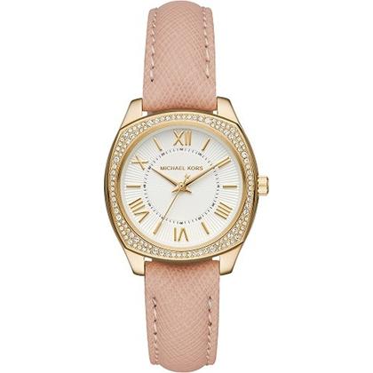 Michael Kors MK2487 Horlogeband Roze Leer