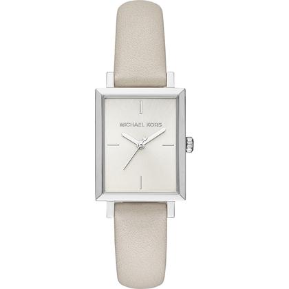 Michael Kors MK2598 Horlogeband Beige Leer