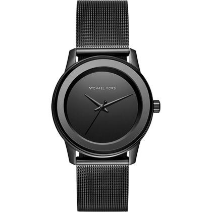 Michael Kors MK6296 Horlogeband Zwart Mesh (Milanese)