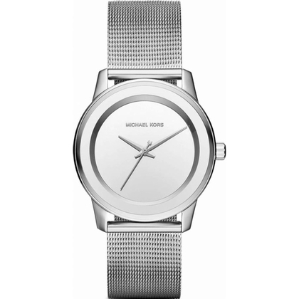 d4c368c7c17 Michael Kors MK6329 Horlogeband Zilver Mesh (Milanese)