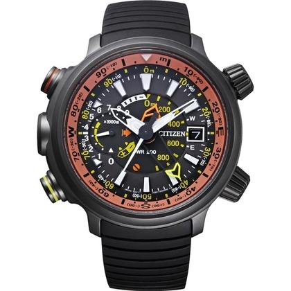 Citizen Promaster Land Eco-Drive BN4026-09F Horlogeband 22mm