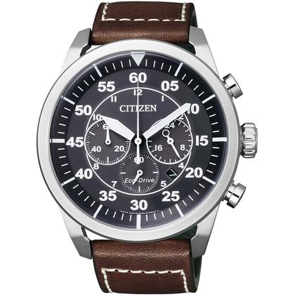 Citizen Eco-Drive Chronograph CA4210-16E Horlogeband 22mm